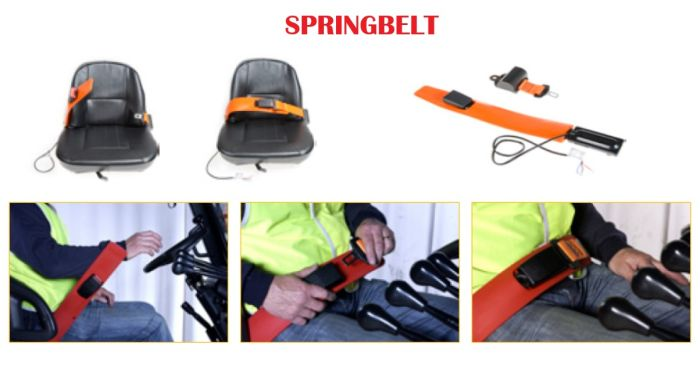 Safety Accessories Belt 2 belt