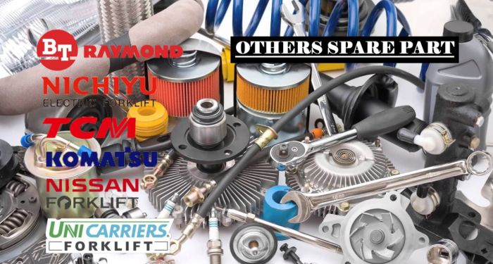 Spare Part Others Spare Parts 2 others